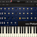 The Korg iPolysix for the iPad reminds Us the 80s were Cool