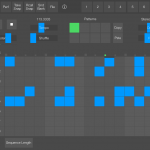 "SeekBeats — a Fun ""Performance"" Drum Synth for the iPad"