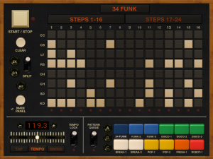 FunkBox Step Sequencer