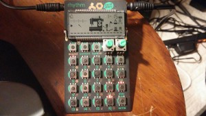 The Teenage Engineering PO-12 puts the Beatbox in your Pocket