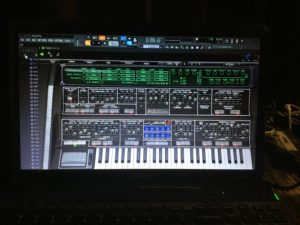 PolyM offers a Great Polymoog Emulation