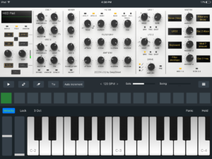 Zeeon – a State of the Art Synthesizer App for the iPad