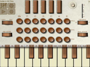 A Venerable Chord Organ is yours with iOptigan for the iPad