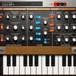 The Arturia iMini brings the Classic Bob Moog Sound to the iPad