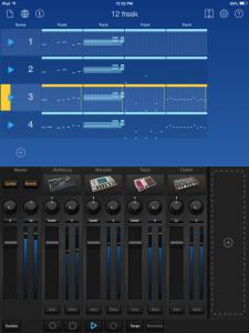 Korg Gadget Screenshot 2