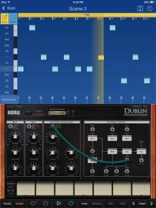 Korg Gadget Screenshot 1