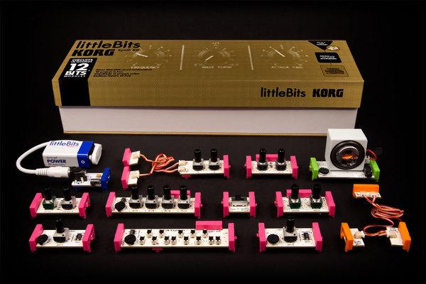 littleBit Synth Kit