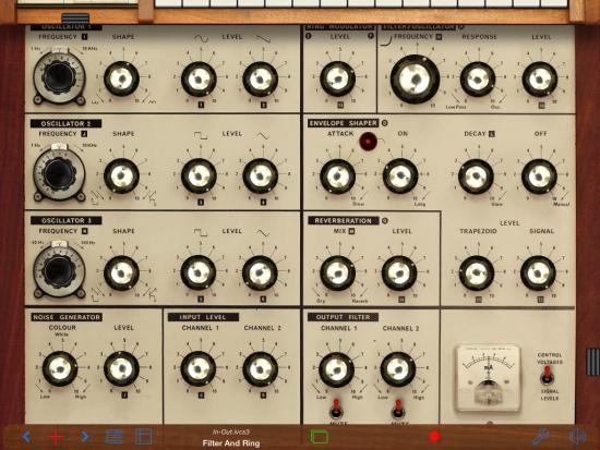 iVCS3 Screenshot