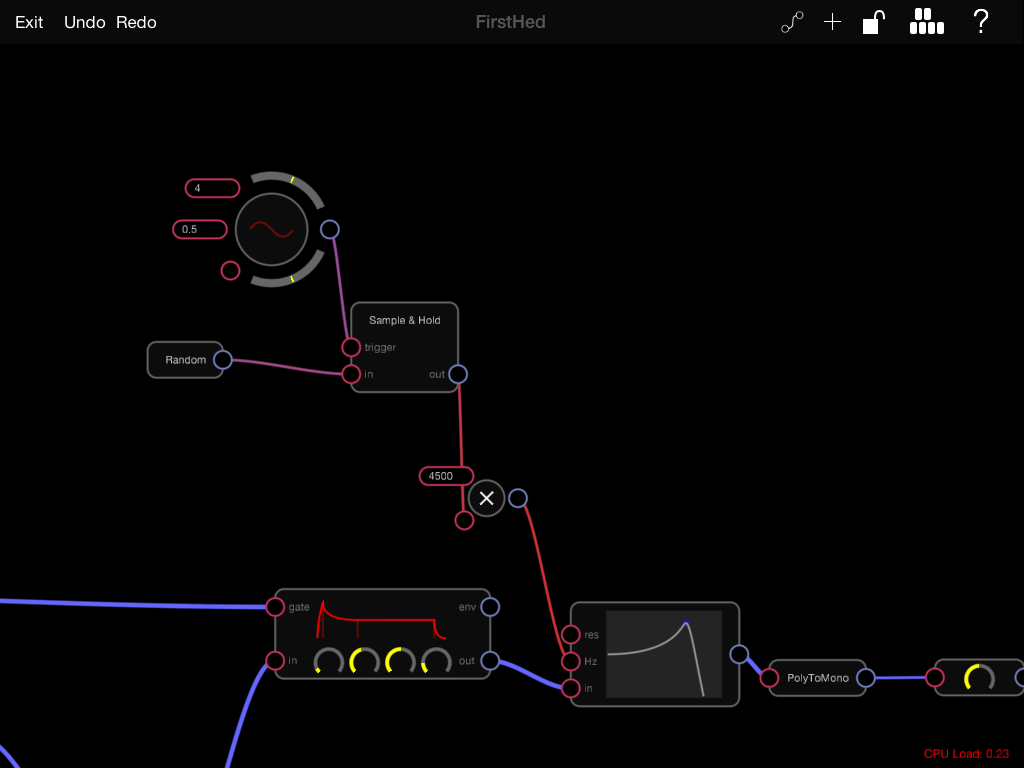 audulus brings the modular synth world to the ipad tabmuse a home for digital and analog. Black Bedroom Furniture Sets. Home Design Ideas