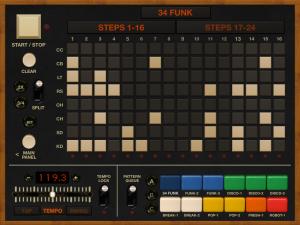 FunkBox Step Sequencer