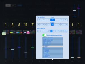 In C Performer Sound Edit