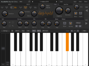 Synth One-1