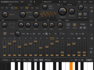 Synth One-2