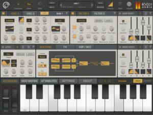 SynthMaster One iOS-1