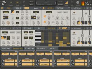 SynthMaster One iOS-2