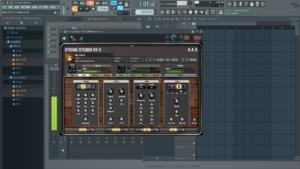 String Studio VS-3 Too