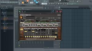 String Studio VS-3