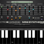 The Electro-Harmonix Mini Synthesizer Brings a Classic to the iPad